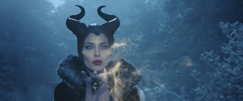 """(Courtesy Walt Disney Pictures)  Angelina Jolie plays the evil sorceress in """"Maleficent,"""" a live-action take on the """"Sleeping Beauty"""" legend."""" It opens nationwide on May 30."""