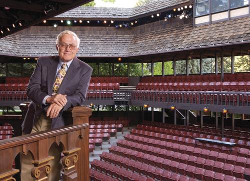 Courtesy photo Douglas N. Cook,  producing artistic director emeritus of the Utah Shakespeare Festival.