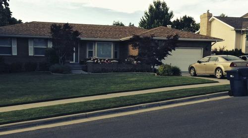Rick Egan  |  The Salt Lake Tribune The house of John Swallow as investigators search June 2, 2014.