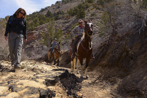 No sanctions or cleanup in Utah monument oil mess - The Salt