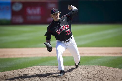 Courtesy  |  University of Utah Athletics Nick Green, University of Utah Baseball