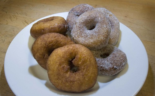 Tribune file photo Friday, June 6 is National Donut Day, a tradition that started during the Great Depression.
