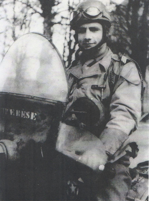 """The """"Grandpa Nevot 1"""" file is of Daniel Nevot in WWII, when he fought the Nazis as a member of the Free French Forces. Courtesy Patricia Nevot Johnson"""