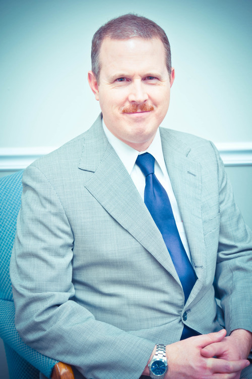 Eric Johnson is a family law attorney who wants to film in divorce proceedings.  Courtesy     Eric Johnson