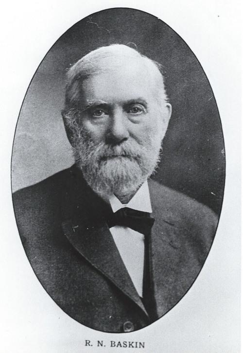 (Tribune File Photo) Robert Newton Baskin