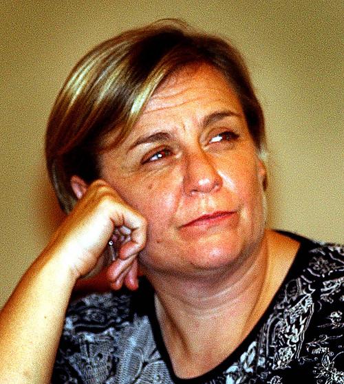 Lynne Kanavel Whitesides in 2003