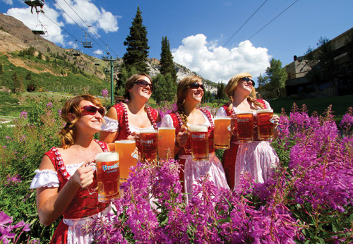Courtesy photo Snowbird likely will secure a liquor permit for its annual Oktoberfest after the state liquor commission sparked controversy with a tougher interpretation about approving single-event liquor permits to businesses.