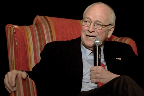 Associated Press file photo Former Vice President Dick Cheney.