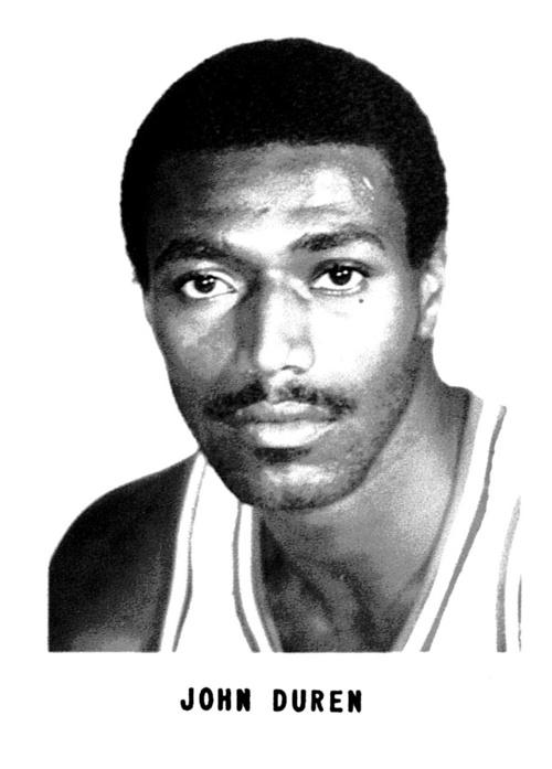 John Duren   Courtesy Utah Jazz