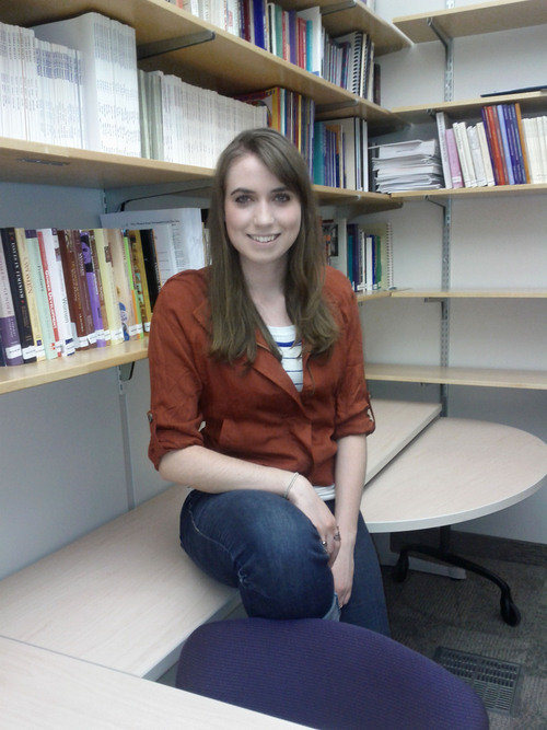 Hannah Wheelwright, organizer of BYU women's group. Courtesy image.