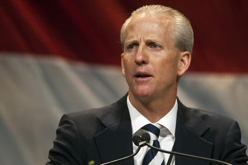 Chris Detrick  |  Tribune file photo Senate President Wayne Niederhauser