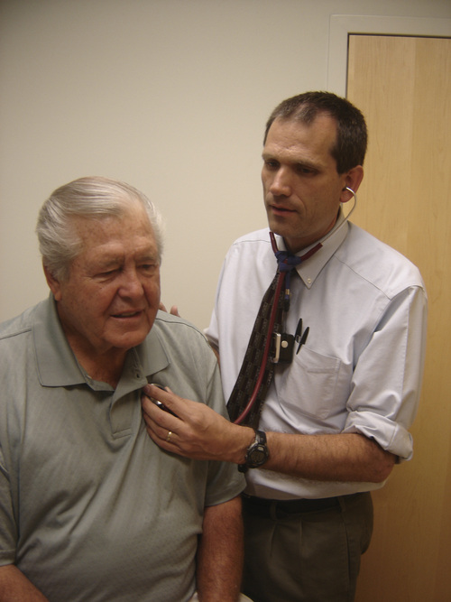 |  Courtesy Ray Ward Campaign  Bountiful physician Ray Ward won the Republican primary for House District 19.