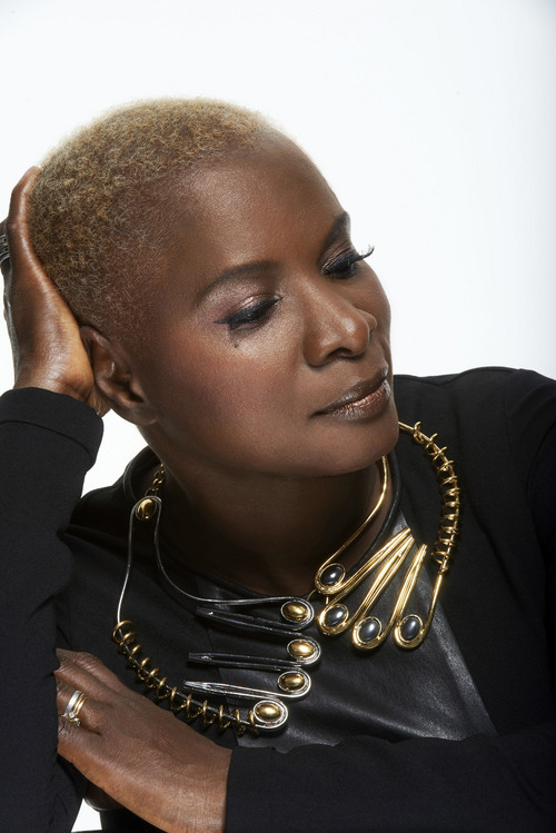 World-music superstar Angelique Kidjo is one of the headlining acts at the 2014 Utah Arts Festival, running June 26-29 at Library Square, Salt Lake City. Courtesy Utah Arts Festival
