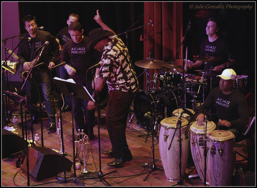 AC Jazz Project, a collaboration of Cuban jazz and dance-band musicians led by Josiel Perez, is one of the headlining acts at the 2014 Utah Arts Festival, running June 26-29 at Library Square, Salt Lake City. Julie Gonzalez  |  courtesy Utah Arts Festival