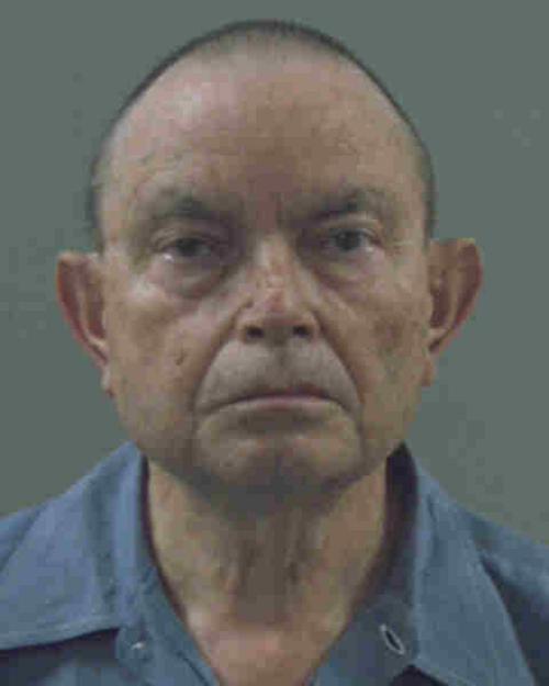Dennis Vance Chamberlain (Weber County Jail photo)