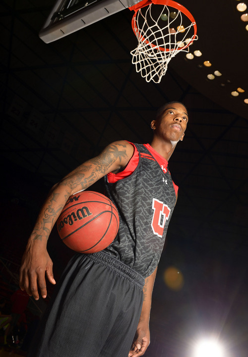 Francisco Kjolseth  |  The Salt Lake Tribune Delon Wright, is Utah's best player and maybe the first NBA prospect since Andrew Bogut.