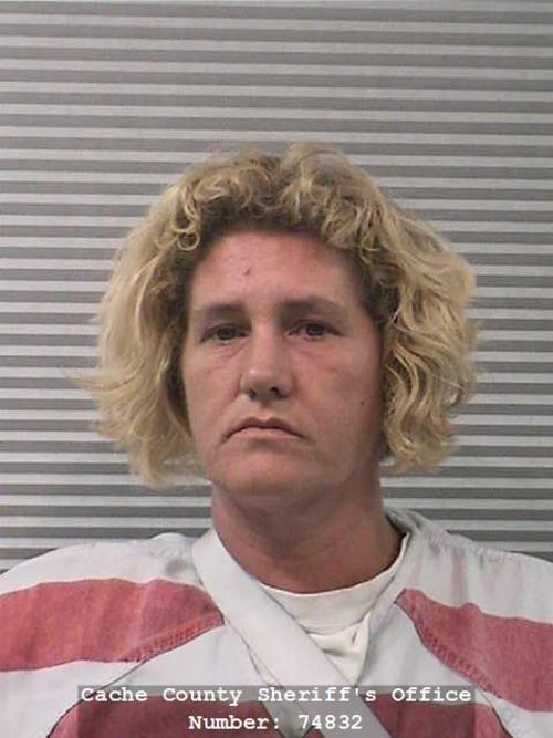 Heidi Marie Rutchey, 42, was charged in Logan's 1st District Court with first-degree felony murder in the death of her son.