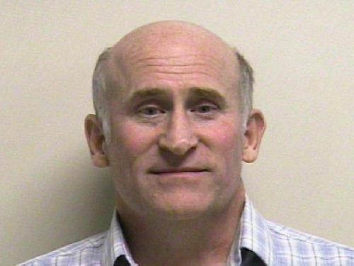 |  Courtesy Utah County Jail Tim Lawson's photo upon being booked into the Utah County Jail.