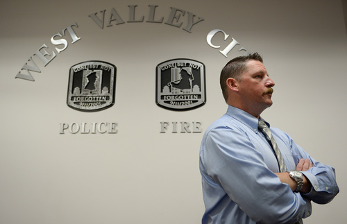 Francisco Kjolseth  |  The Salt Lake Tribune Ellis Maxwell, the West Valley Police detective who was the lead detective on the Susan Powell case, talks for the first time about the case.