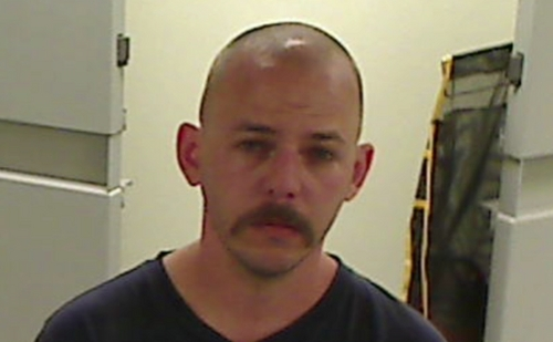 Inmate mugshot of Timothy West (Tooele County Sherrif's Office)