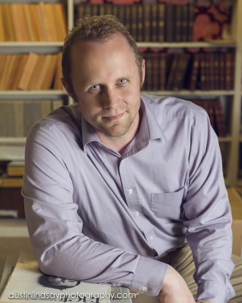 Author Russell Stevenson Courtesy photo