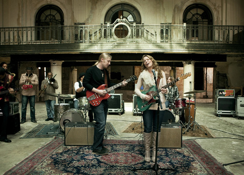 |  courtesy photo The Tedeschi Trucks Band will perform July 22 at Red Butte Garden, Salt Lake City.