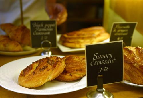 Leah Hogsten  |  The Salt Lake Tribune Eva's Bakery Boulangerie offers pastries and croissants,  July 16, 2014.