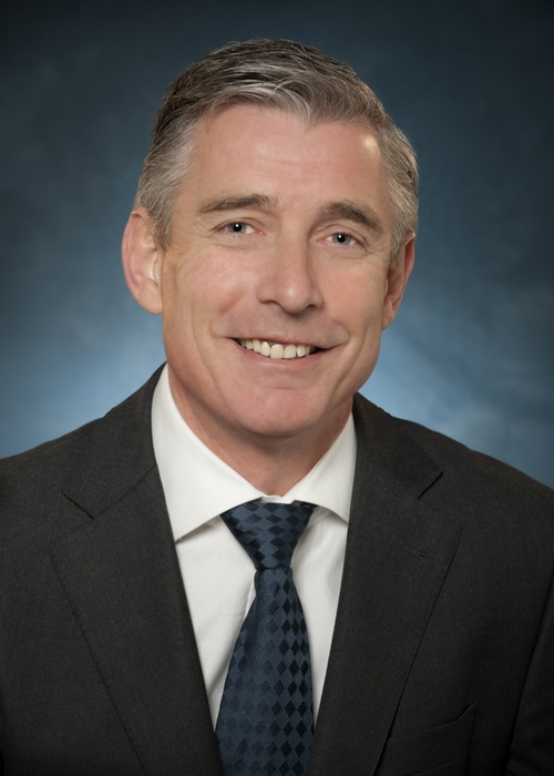 This undated photo provided by Wal-Mart Inc. shows Wal-Mart Asia CEO Greg Foran. Wal-Mart on Thursday, July 24, 2014 announced that Foran will replace current Wal-Mart U.S. CEO Bill Simon in what could be an indication that the company is losing confidence that its largest business unit will rebound after more than a year of disappointing results. (AP Photo/Wal-Mart Inc.)