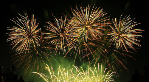 (AP file photo) Numerous Pioneer Day fireworks celebrations are planned in Utah.