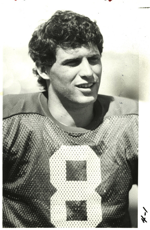 Tribune File Photo Steve Young.