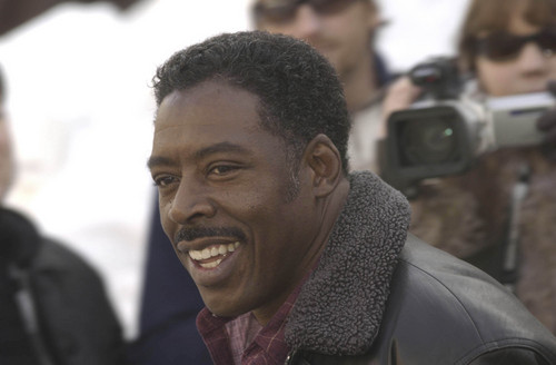 "Tribune file photo Actor Ernie Hudson from ""Ghostbusters"" makes an appearance at The Village at The Lift in Park City during the Sundance Film Festival in 2005."