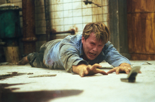 "Cary Elwes in ""Saw."" Photo credit: Greg Gayne"