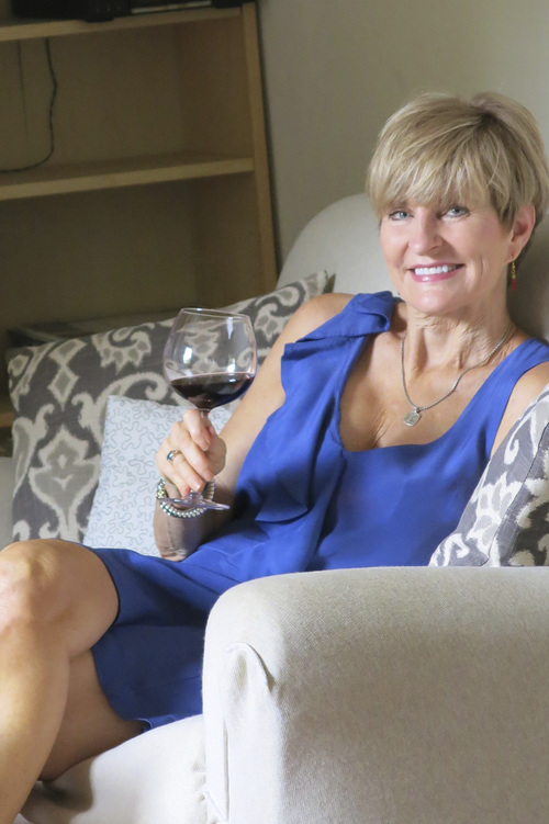 (Courtesy photo)  Former Salt Lake City resident Lisa Condie is co-owner of a tour company in Italy, where she now lives. She is being celebrated by Huffington Post and the Today show as one of ì50 Over 50,î people who have reinvented their lives after age 50.