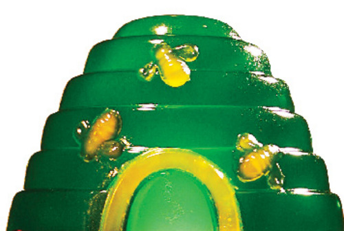 Francisco Kjolseth     The Salt Lake Tribune Utah loves Jell-O, but the company hasn't included any Utah universities in its campaign to create Jell-O molds for schools' mascots and logos.