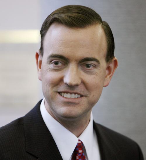 Steve Griffin     The Salt Lake Tribune West Valley City Mayor Mike Winder