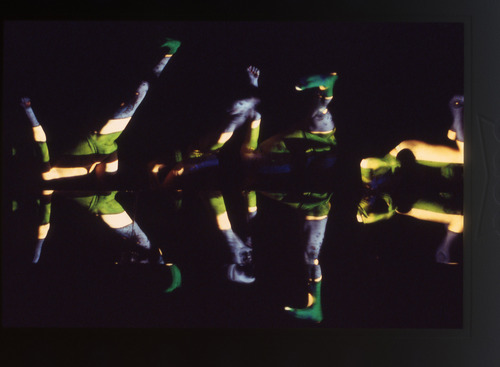 """Courtesy photo """"Crucible,"""" a dance choreographed by Alwin Nikolais, as performed by Ririe-Woodbury dancers in the mid-2000s."""