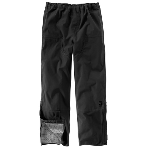 """Courtesy Photo  Shoreline Vapor Pants from Carhartt: The """"working mans"""" clothing company continues to expand its reach into other categories with the Spring 2015 release of the Shoreline Vapor jacket ($120) and pants ($110). The jacket weighs in at 4.8 ounces with a nylon shell protected with Storm Defender and Rain Defender technologies. The pants are a polyester shell with 4-way stretch and Fast Dry technology to wick away sweat and fight odors. An elastic waistband helps for the active folks working or playing in the rain. www.carhartt.com"""