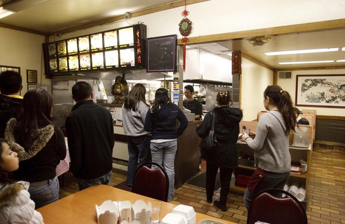 Health Officials Close Chinese Restaurant In Salt Lake City