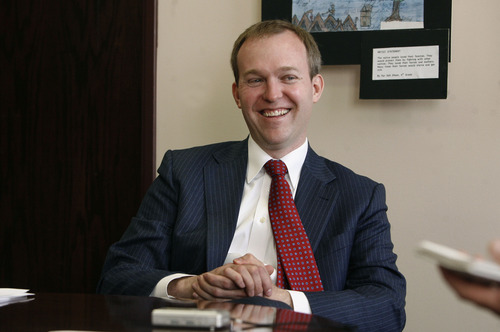 Ben McAdams • Salt Lake County Mayor