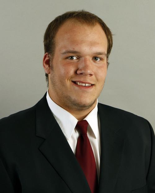 Daniel Nielson ( Tom Smart/University of Utah Sports Information)