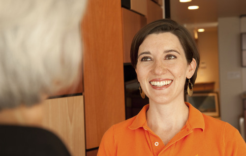 Neylan McBaine, founder of the Mormon Women Project Credit: Scott Lunt
