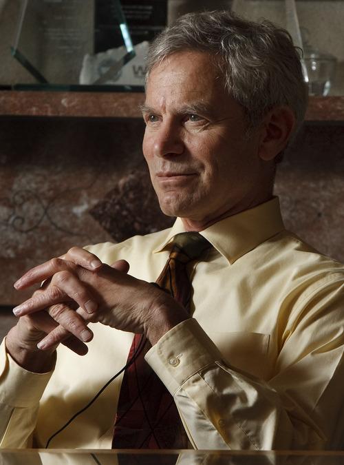 Tribune file photo | Salt Lake City Mayor Ralph Becker