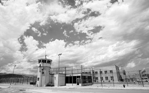 Trent Nelson     Tribune file photo The Utah State Prison in Draper.