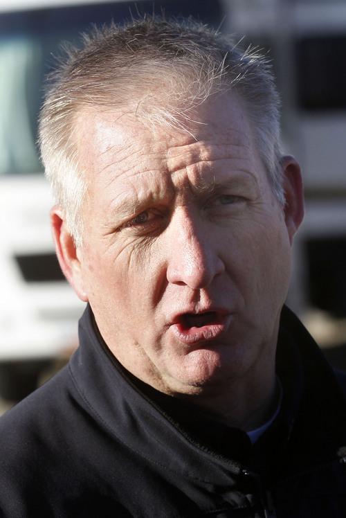 Jim Winder ï Salt Lake County sheriff
