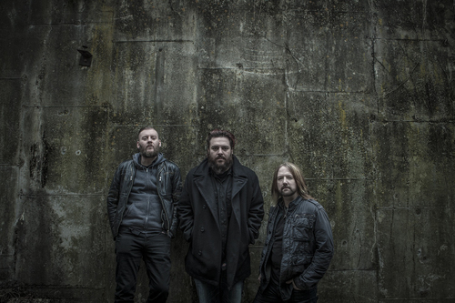 Members of the band Seether. Marina Chavez  |  Courtesy Seether