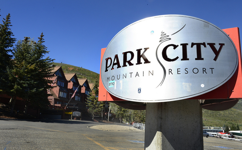 Scott Sommerdorf   |  The Salt Lake Tribune Park City Mountain Resort, Thursday, Sept. 11, 2014, the day Vail purchased PCMR for $182.5 million