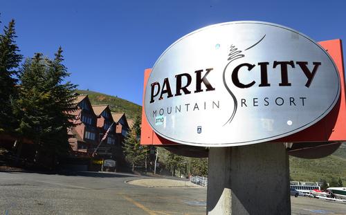 Scott Sommerdorf   |  The Salt Lake Tribune Park City Mountain Resort, Thursday, Sept. 11, 2014, the day Vail purchased PCMR for $182.5 million