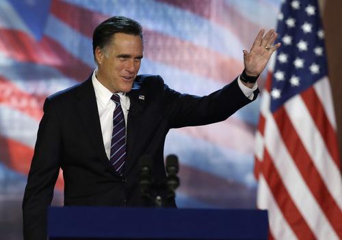Mitt Romney • Former GOP presidential candidate