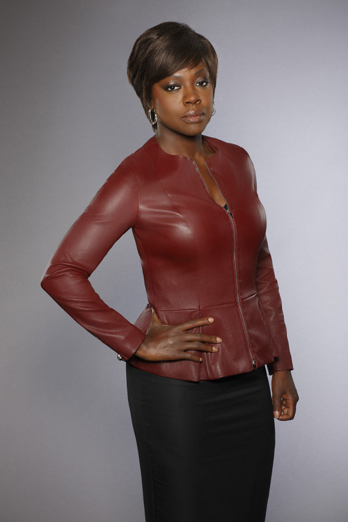 """(Courtesy ABC / Craig Sjodin)  """"How to Get Away with Murder"""" stars Viola Davis as Professor Annalise Keating."""