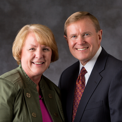 (Courtesy photo)  Charlene and Maurice Hiers of the Ogden Utah LDS Mission.